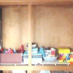 【おもちゃ収納公開】GWに子供のおもちゃを断舎利しました